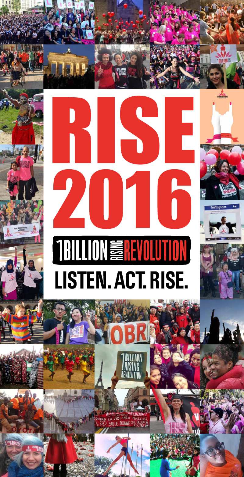 Rise for Revolution 2016 Collage Day 2